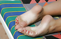 Sexiest feet and toes part V