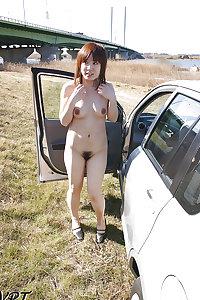 Japanese amateur outdoor 055