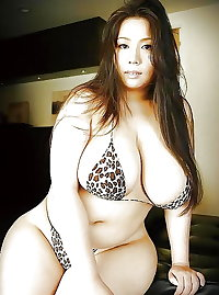 chubby, curvy, busty and bbw asian gals 3