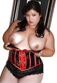 chubby, curvy, busty and bbw asian gals 3