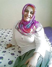 Turkish Turbanned Girl Hijab
