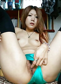 sexy Asian panty girls in may