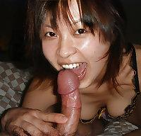 Blowjobs, Handjobs & cums with Asian girls