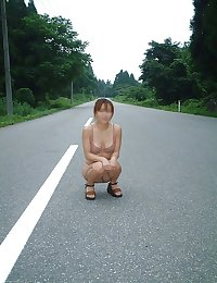 Japanese amateur outdoor 113