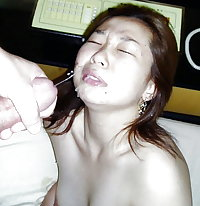 159 asian bukkake party
