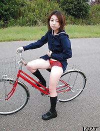 Japanese amateur outdoor 124