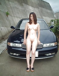 Japanese amateur outdoor 124