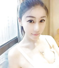 Sexy Shanghai girl with big tits!