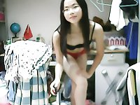 Sexy little Chinese girl