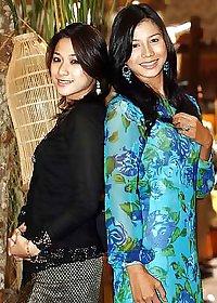malay awek artis & akak