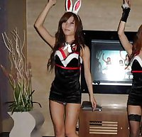 Taiwan Bunny girl