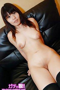 Asian girl sucks and fuck..