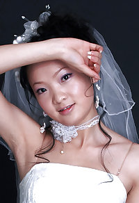 Studio Photography (Lovely Asians with Hairy Armpits)