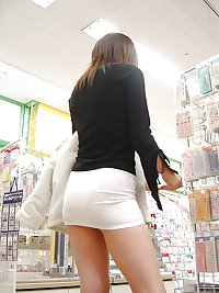 Japanese Girl Back Shots 03