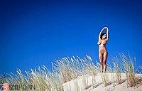 Dakini model indian Nude Photoshoot