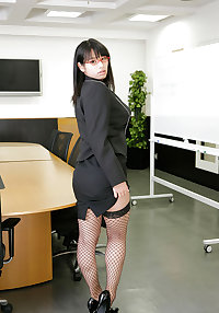 Japanese AV Cuties-Hana Haruna (Office Girl)