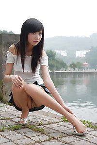 asian babes and teens in pantyhose