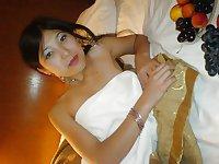 Nude Kazakh girl in hotel room