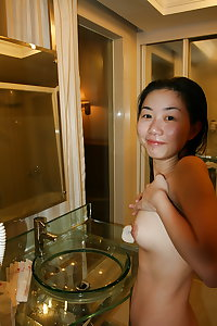 The Beauty of Amateur Very Cute College Teen Asian