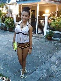 ladyboy darly in Pattaya by fyst69