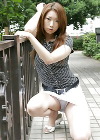 Mix of Asian girls 7
