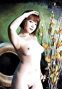 Chinese Nude Girls