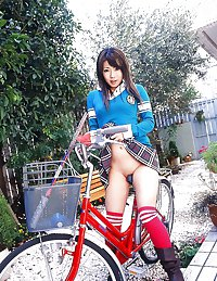 Japanese amateur outdoor 093