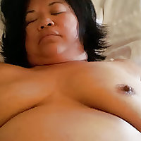 Pinay Wife Busty BING Full Hairy Pussy