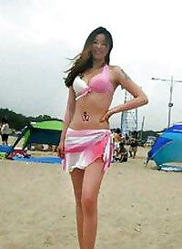 Korean and Asian Amateur Girls