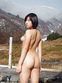 Japanese amateur outdoor 099