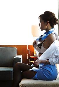 Ameri- Flight Attendant
