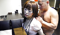 Japanese girl fucked at home