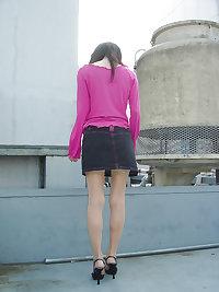 Japanese amateur outdoor 213