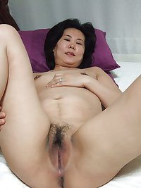 Asian Beautiful Woman