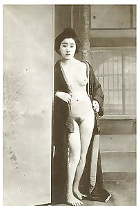 Vintage and Retro Asian Women