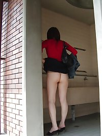 Japanese amateur outdoor 069