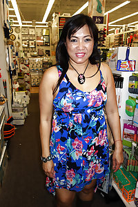 Naked Asian Wife Luann from Houston
