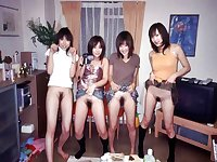 Mixed Asian Horny Amatures 5