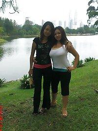 Malay MILF with yummy big tits