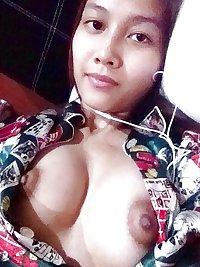 pretty Indonesian girl