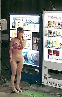 Japanese Girl Public Nudity 05